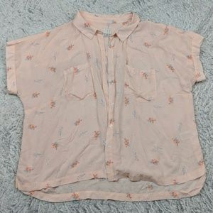 A New Day - Target - Flowy Blouse